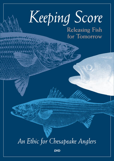 Cover image of Keeping Score: Releasing Fish for Tomorrow. (DVD).