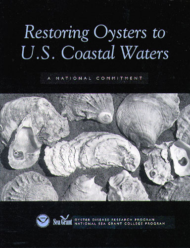 Cover image of Restoring Oysters to U.S. Coastal Waters.